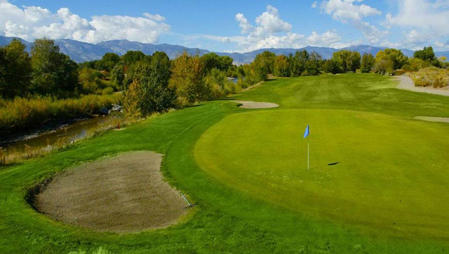 Carson Valley Golf Course - Gardnerville, Nevada
