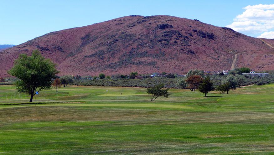 Eagle Valley East Golf Course, Carson City, Nevada