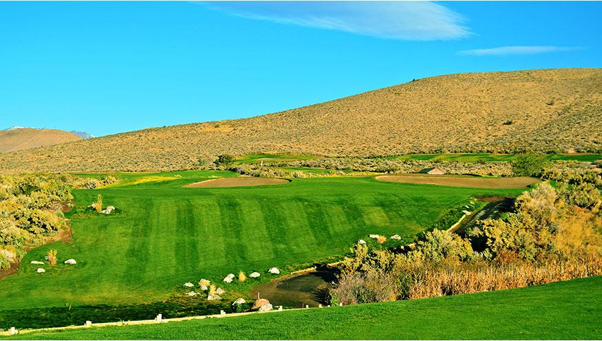 Eagle Vally Golf Course, West Course - Carson City, Nevada