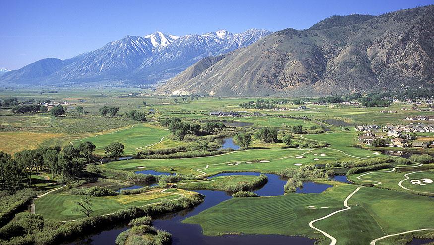 Genoa Lakes Golf Club, Genoa, Nevada