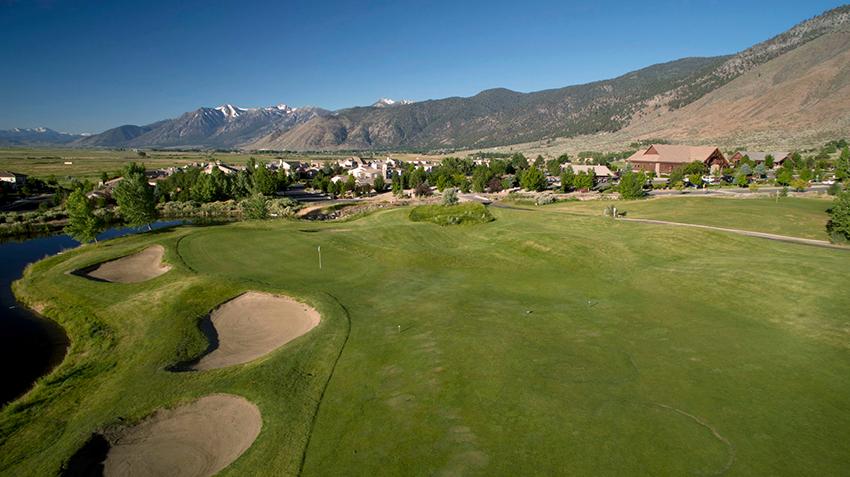 Genoa Ranch Golf Course, Genoa, Nevada