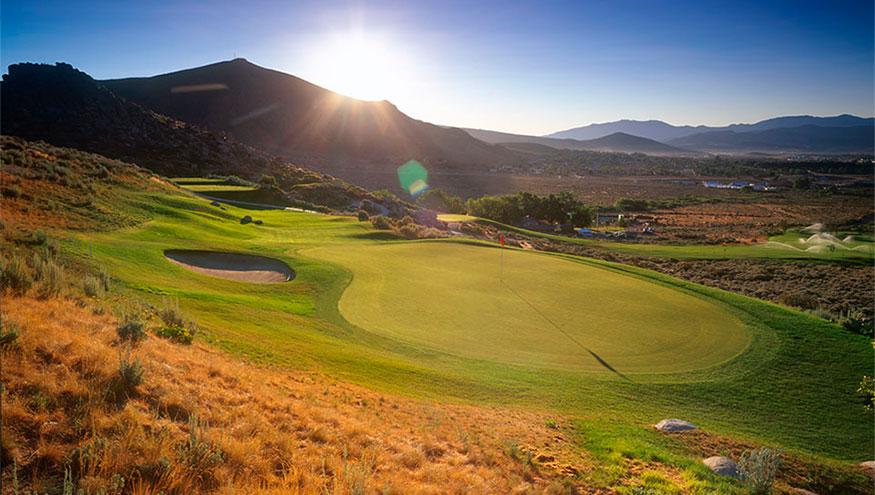Silver Oak Golf Course, Carson City, Nevada