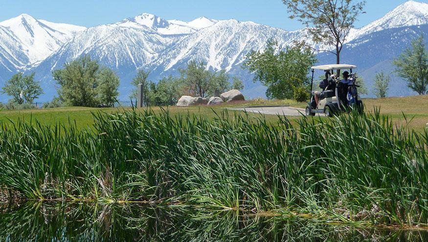 Sunridge Golf and Recreations, Carson City, Nevada