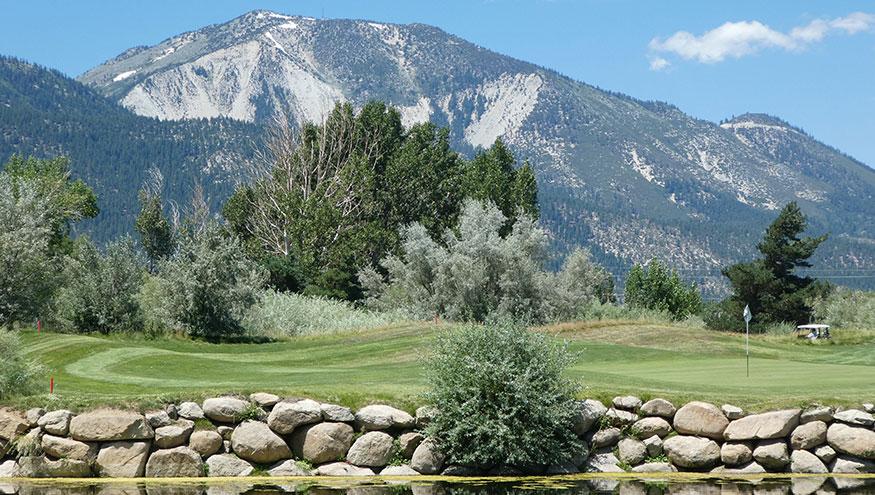 Toiyabe Golf Club, Washoe Valley, Nevada